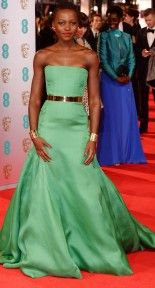 Best BAFTA Dresses Of All Time - Lupita Nyongo