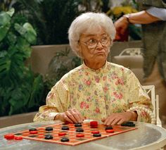 """Is your story over yet? I've passed kidney stones less painful than this"" -Sophia Petrillo (Estelle Getty)"