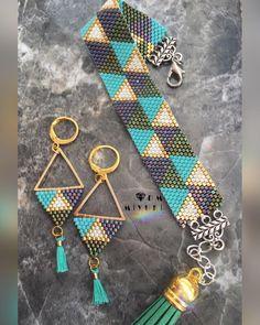 Darling Make Alphabet Friendship Bracelets Ideas. Wonderful Make Alphabet Friendship Bracelets Ideas. Bracelets Design, Bead Loom Bracelets, Bracelet Making, Bracelet Set, Beaded Jewelry, Handmade Jewelry, Bracelets With Meaning, Peyote Beading, Learn Embroidery