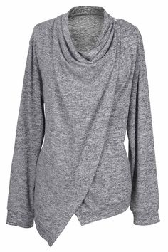Cupshe Love the Nightlife Irregular Cardigan