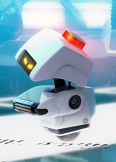 Mo...probably my favourite character from Wall-e :D