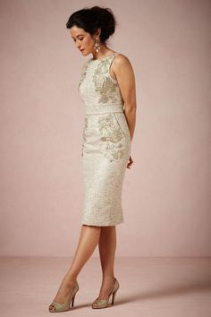 Twilight Shift in Bridal Party & Guests Mothers at BHLDN - mom dress Mother Of Groom Dresses, Mothers Dresses, Mother Of The Bride, Mob Dresses, Dresses For Sale, Pretty Dresses, Beautiful Dresses, Vestidos Mob, Wedding Attire