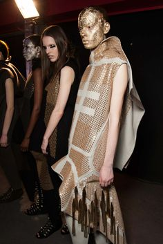 Rick Owens - Fall 2015 Ready-to-Wear - Look 71 of 74