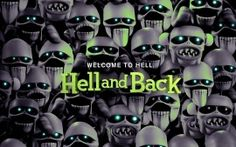 Wallpapers HD: Hell and Back