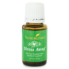 Stress Away Essential Oil - 15ml | Young Living Essential Oils