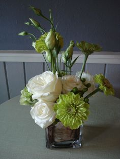 Green Rustic Eco Centerpiece - Aspen Branch Original - www.aspenbranch.com