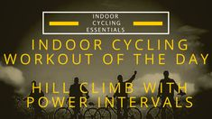 Indoor Cycling Workout of Day