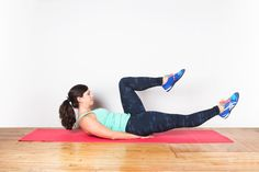 Raised Knee-In #abs #workouts #fitness http://greatist.com/move/best-bodyweight-exercises-abs