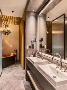 A 5-star hotel project in Dubai, with a luxury bathroom. Bluehaus Group is an established design consultancy, inaugurated in the Middle East and holding multi-disciplined Architectural, Interior Design, and Engineering Design consultancy competencies, that deliver experience and innovation to partners and customers.