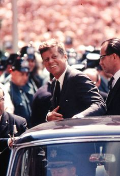 President John Kennedy