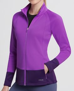 Check out what Loris Golf Shoppe has for your days on and off the golf course! SPECIAL Annika Ladies Interval Long Sleeve Full Zip Golf Jacket-Impulse