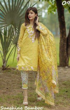 Noor by Saadia Asad Lawn Collection 2017 (Complete Catalog) Viewscraze 8 Pakistani Lawn Suits, Pakistani Party Wear, Pakistani Wedding Outfits, Indian Outfits, Indian Dresses, Wedding Dresses, Pakistani Fashion Casual, Pakistani Dresses Casual, Pakistani Dress Design