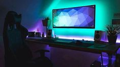 Credit to 'Gregor' via @techisland. What do you guys think? ------------------------------------------- Don't forget to follow for daily setup posts! ------------------------------------------- For more amazing posts go follow my good friends listed below! @pc.crazy @computers_ftw @pcmilitia @techisland ------------------------------------------- #idealsetups #setup #dreamsetup #workstation #battlestation #workspace #pcgaming #deskspace #desksetup #gaming #game #gamer #gamingsetup #pc…