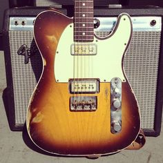 Bill Frisell's J. Black made Fender Telecaster | mmguitarbar