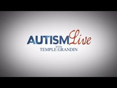Temple Grandin Answers Viewer Questions on Austism and Asperger's.  Worth the 40 minutes.  I believe that Dr. Grandin is a heroine
