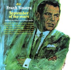 Mid-sixties classic Frank goodness. #Frank_Sinatra #music #1960s #Rat_Pack #sixties #albums