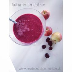 Although I do love summer and always wish it lasted for longer, the fruit harvest available in the Autumn months compensates for the cooling of the weather. Pears, damsons, Autumn raspberries and f...