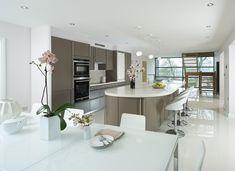 kitchen breakfast bar - Google Search