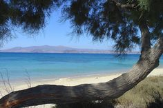 Naxos beach, Greece