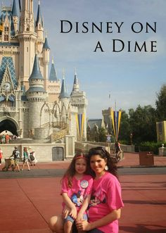 The Joy of Homemaking: Disney on a Dime