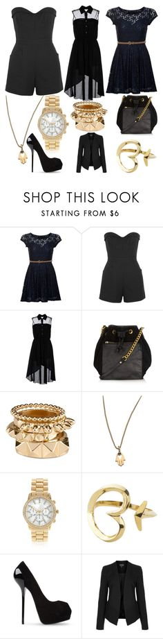 """""""OOTN - Thursday."""" by annabellewren ❤ liked on Polyvore featuring Mela Loves London, Tamara Mellon, Traffic People, Topshop, H&M, Twig, Daisy Knights and Giuseppe Zanotti"""