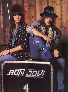 80s, bon jovi, and jon bon jovi-bild