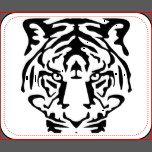 tiger.png mousepad | Zazzle