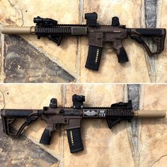 lookatmyguns:  Daniel Defense MK18 with SureFire WARCOMP556, SureFire SOCOM556-RC, Inforce WML, Aimpoint T1 Source: https://imgur.com/OX6nVrX
