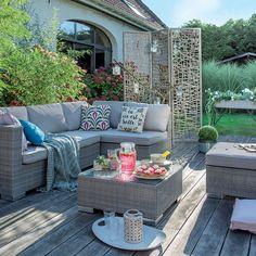 23 meilleures images du tableau salon jardin | Agrément de ...