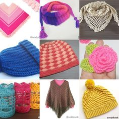 Estas son las 9 fotos que ms les han gustado Punto Red Crochet, Crochet Hats, Fashion, Cowl, How To Knit, Scarves, Hampers, Knitting Hats, Moda