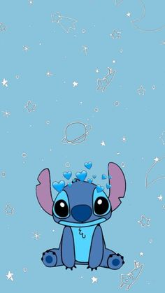 Iphone Wallpaper Themes, Cartoon Wallpaper Iphone, Cute Disney Wallpaper, Cute Wallpaper Backgrounds, Cute Cartoon Wallpapers, Lilo And Stitch Drawings, Lilo And Stitch Quotes, Stitch Cartoon, Disney Collage