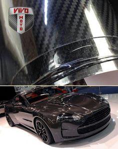 www.VivoMotorsports.com 5D Carbon Fiber Vinyl Wrap