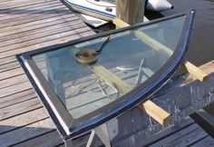 Bedding Window Frames with Butyl Tape and Sealant