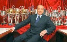 Berlusconi carica la squadra prima di Roma-Milan