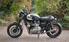 """Triumph Bonneville T100 """"Speedster"""""""