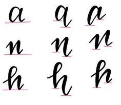 Tanzende Buchstaben