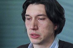 Adam Driver in Hungry Hearts Reylo, Adam Driver Movies, Kylo Rey, Hungry Hearts, Kylo Ren Adam Driver, Star Wars Kylo Ren, Cute Guys, Celebrity Crush, Pretty People