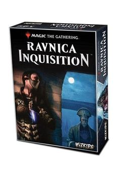 Magic The Gathering Card Game Ravnica: Inquisition Magic The Gathering Cards, Color Pairing, Party Games, All The Colors, Markers, Deduction, Loyalty, Plane, Join
