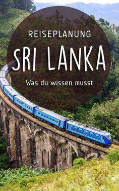 Reisetipps und Infos für Deine individuelle Sri Lanka Rundreise.