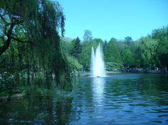 #volkspark #friedrichshain #berlin #park #staw #fontanna #natura #zwiedzanie #atrakcje