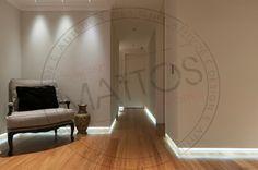 Projeto Mattos Design & Interiores Iluminacao indireta