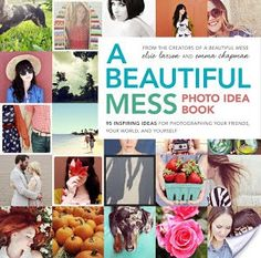Review | A Beautiful Mess: Photo Idea Book