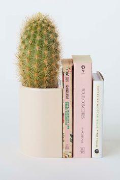 Book End planter — Kate Sylvester