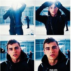 Dave Franco (in Now You See Me)