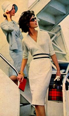 Traveling 1950s style