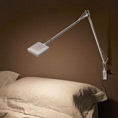 Flos Kelvin LED - Avanluce, aplique para iluminar lado cama.