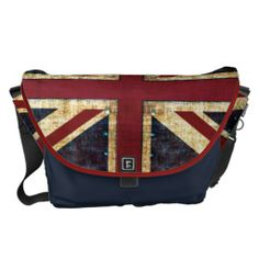 Shop Grunge Union Jack messenger bag created by hutsul. British Things, Union Jack, Cute Fashion, Fashion Ideas, Beautiful Bags, Swagg, Just In Case, Grunge, Bag Accessories