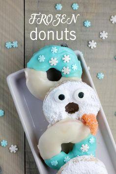 No-Fail Frozen-Inspired Donuts