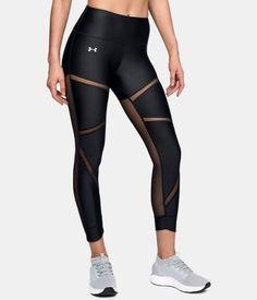 ffe028448bea Women s HeatGear® Armour Fashion Ankle Crop