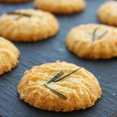 Parmesan Biscuits by Loveinsoradise